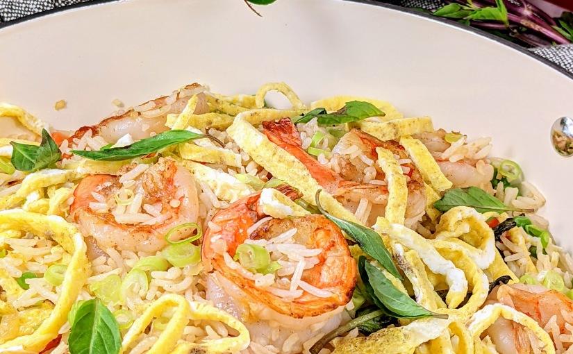 Thai Shrimp FriedRice