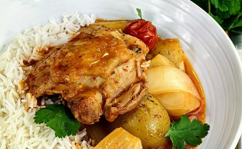 Thai Red CurryChicken