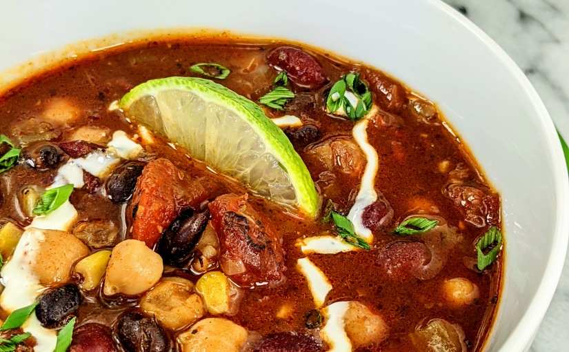 Awesome Chili That Happens To BeVegan